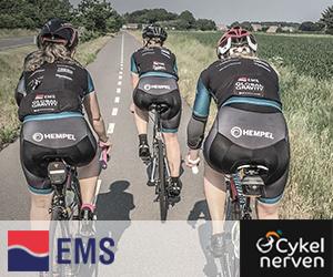 EMS støtter Cykelnerven igen i år