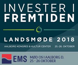 Mød os på Dansk Fjernvarmes Landsmøde 2018