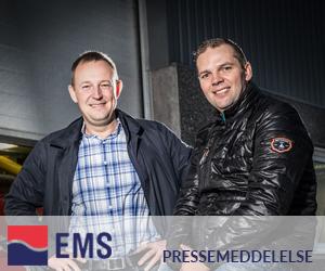Pressemeddelelse EMS