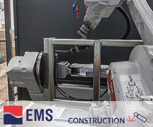 Teknologisk udvikling med svejserobot