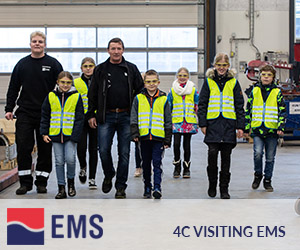 4C visiting EMS