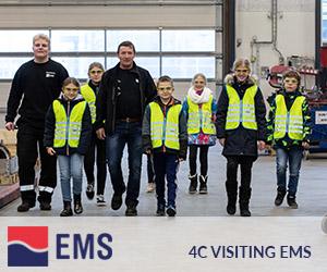 4C visiting EMS