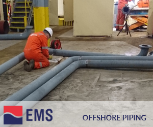 Offshore piping